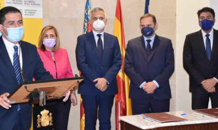 Alcoi firma amb el Ministeri el protocol que convertix al municipi en model per a desenvolupar l'Agenda Urbana