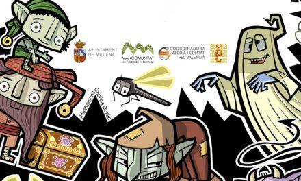 Arriba la VI edició de la Ruta de Contacontes de la Mancomunitat de l'Alcoià i el Comtat