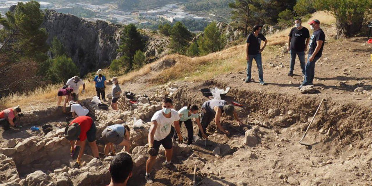 Nova campanya d'excavacions al poblat fortificat andalusí del Castellar