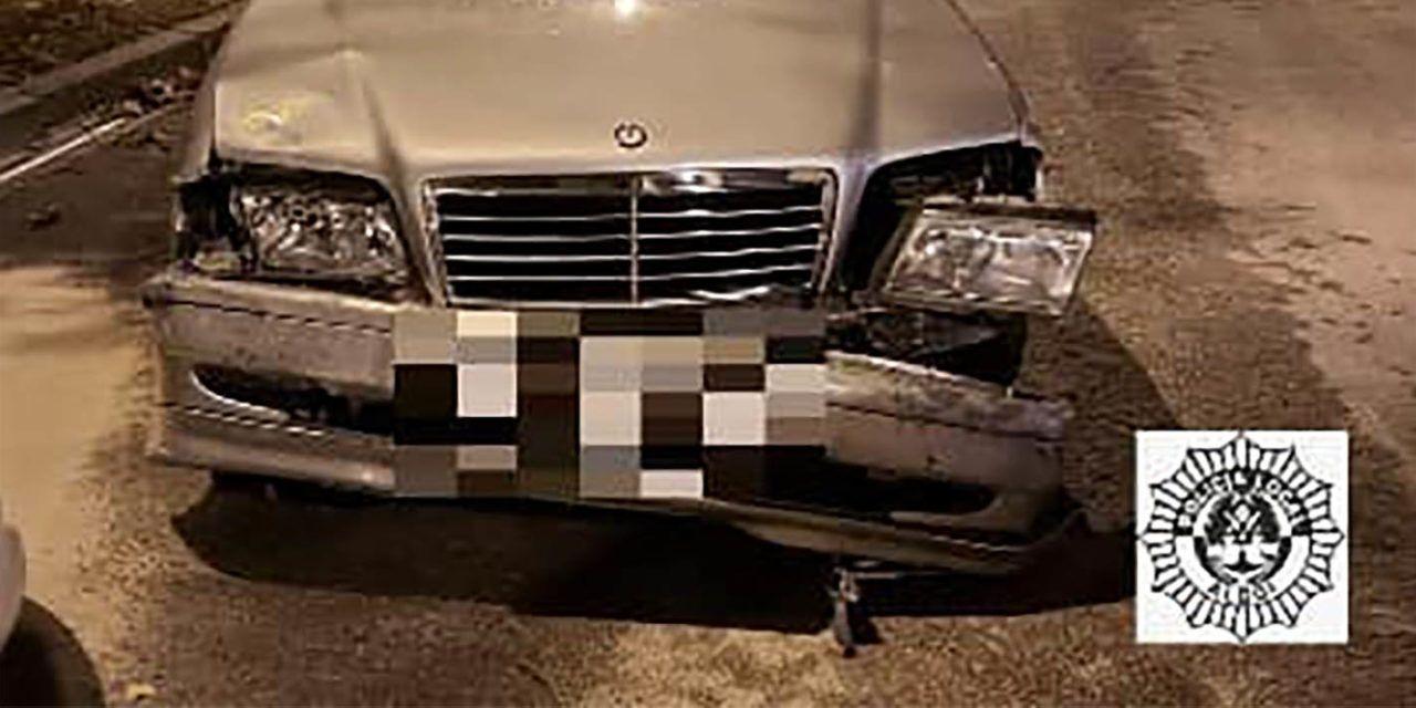 SUCESOS | Detenido el presunto autor de los daños en numerosos vehículos de Santa Rosa