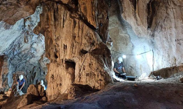 COMARCAS | El MARQ retoma las excavaciones en La Cova de l'Or de Beniarrés para investigar nuevas fases neolíticas