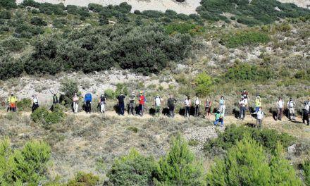 La Diputación difunde el patrimonio natural de la provinciacon una nueva edición de su Programa de Senderismo