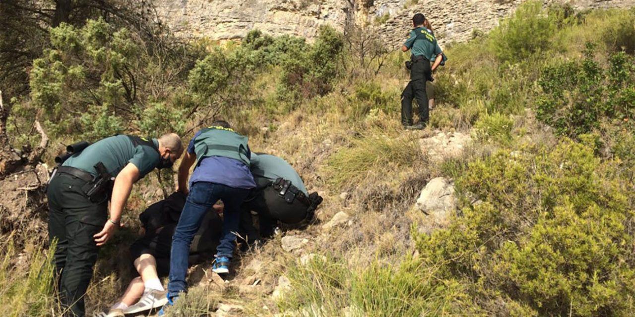 SUCESOS | Rescatado un hombre de 54 años desaparecido en la Carrasqueta