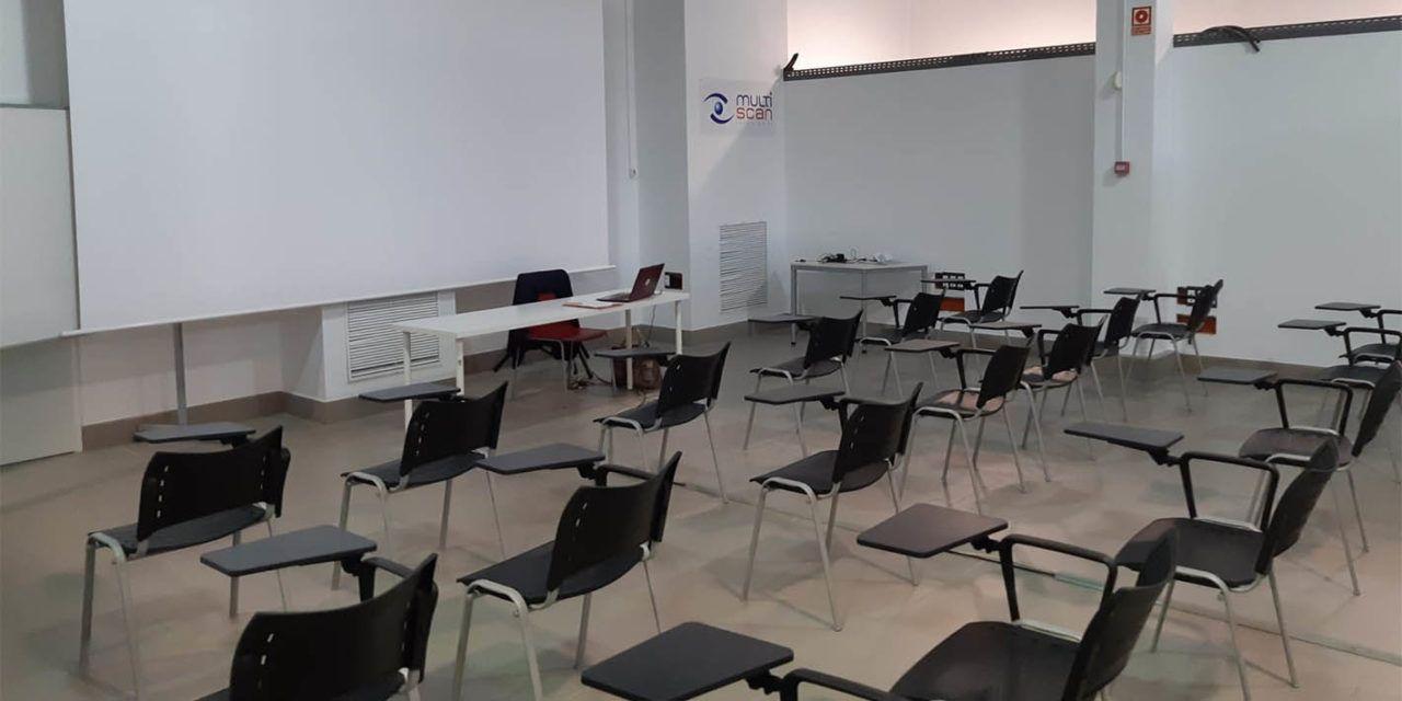 L'Àgora estrena aula de formació