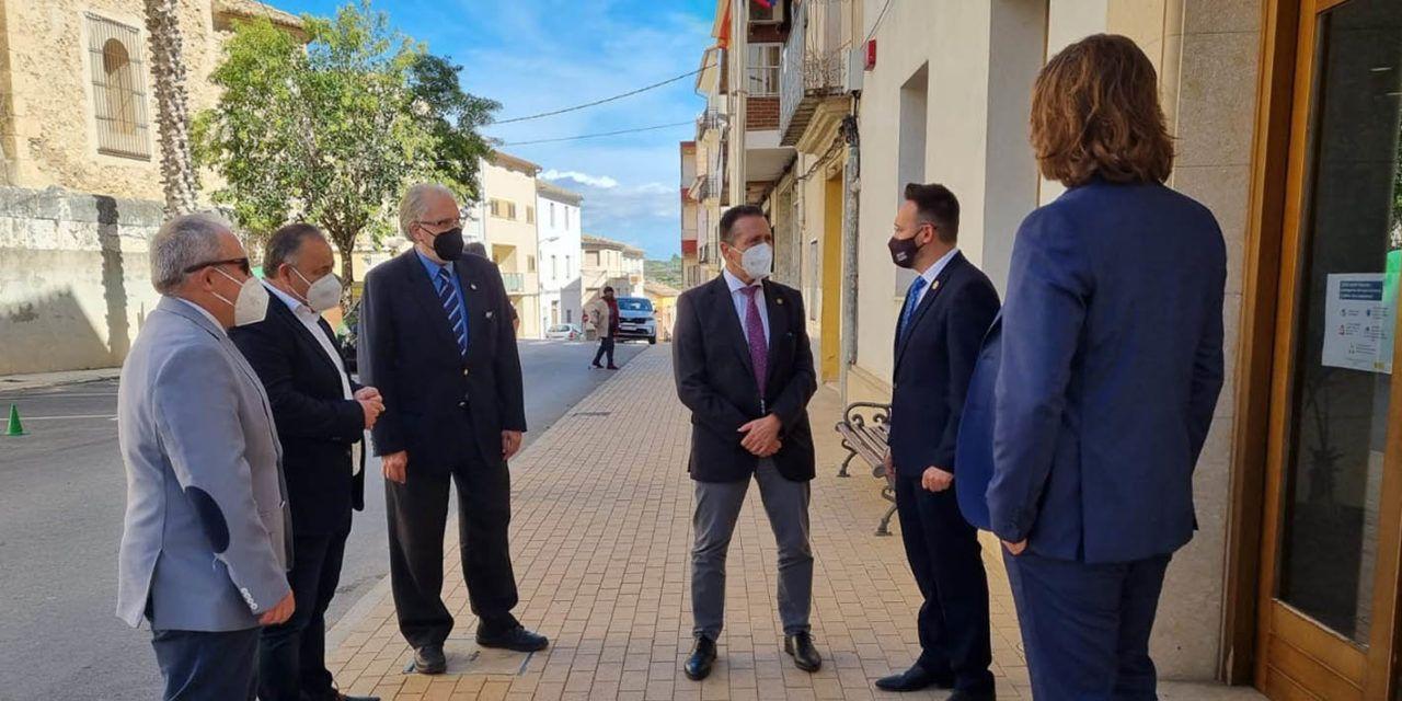 El Campus d'Alcoi de la UPV s'obri a la Vall d'Albaida